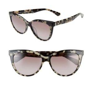 NWT KATE SPADE Daesha Sunglasses 56mm Sunglasses